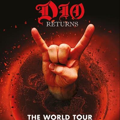 Dio Returns tickets