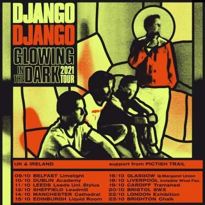 DJANGO DJANGO tickets