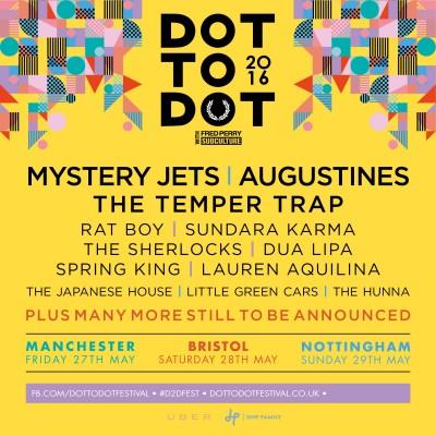 Dot To Dot Festival tickets