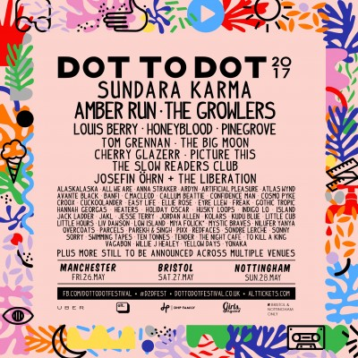 Dot To Dot Festival tickets