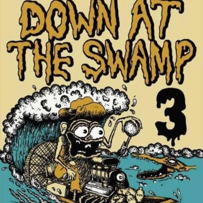 Down at The Swamp 3 tickets