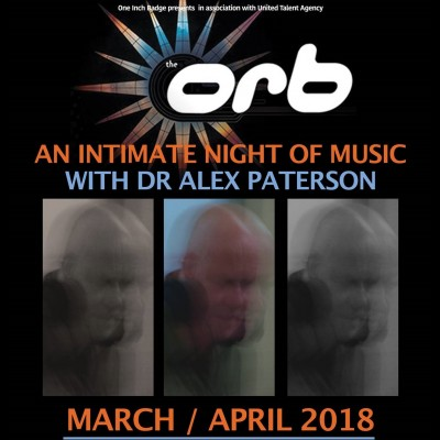 Dr Alex Paterson (The Orb) - An intimate night of music image