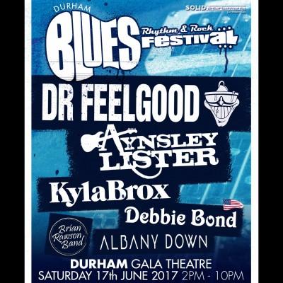 Durham Blues Festival tickets