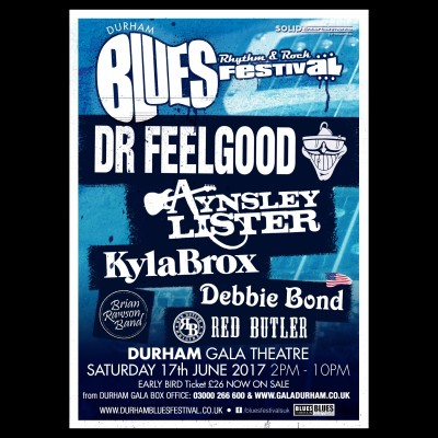 Durham Blues Festival tickets