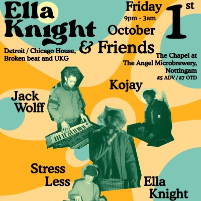Ella Knight tickets
