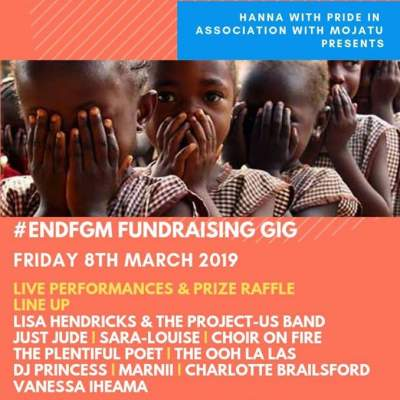 End FGM Fundraising Concert tickets