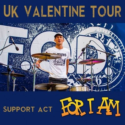 F.O.D / For I Am +more tickets