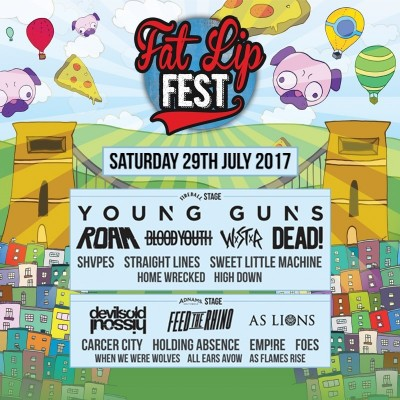 Fat Lip Fest tickets