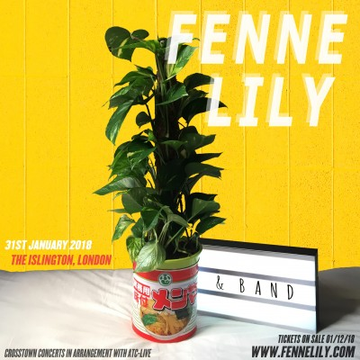 Fenne Lily tickets