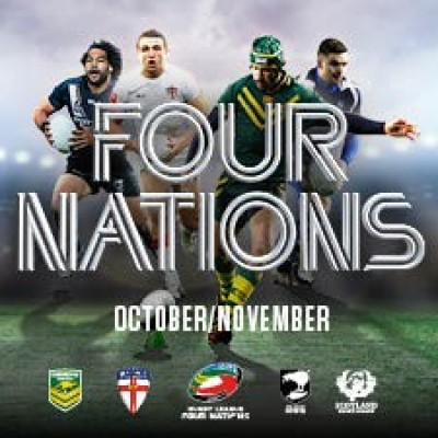 Four Nations tickets