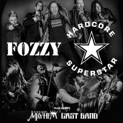 Fozzy + Hardcore Superstar tickets