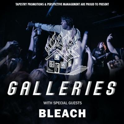 Galleries, Bleach tickets