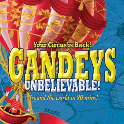 GANDEYS CIRCUS tickets