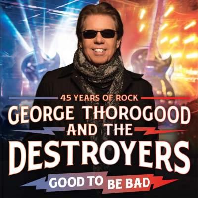 George Thorogood tickets