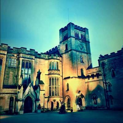 Ghostly Tales of Newstead Abbey