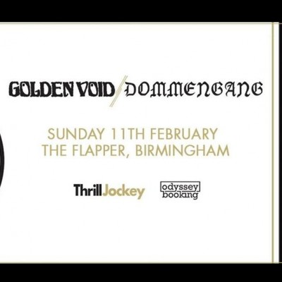 Golden Void + Dommengang tickets