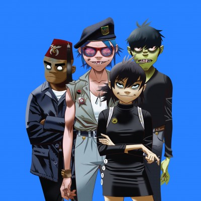 Gorillaz tickets