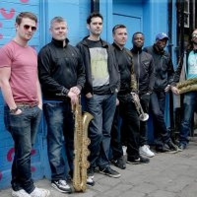 HAGGIS HORNS plus support from Fat Digester tickets