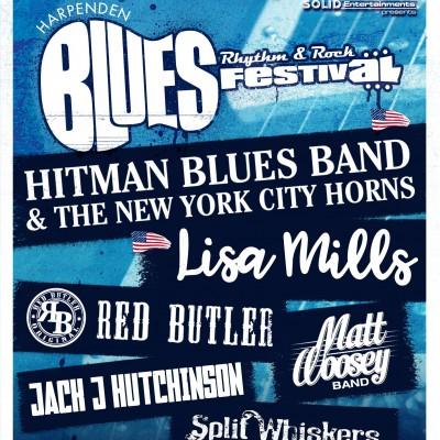HARPENDEN BLUES FESTIVAL tickets