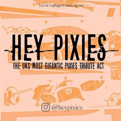 Hey Pixies tickets