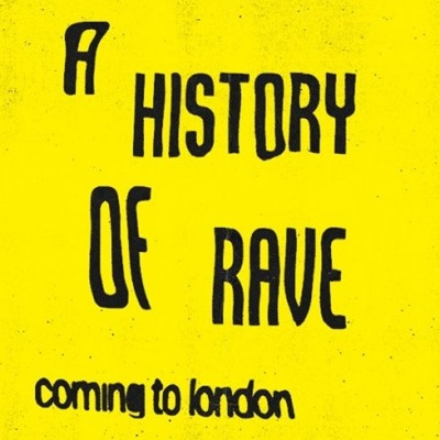 History of Rave tickets