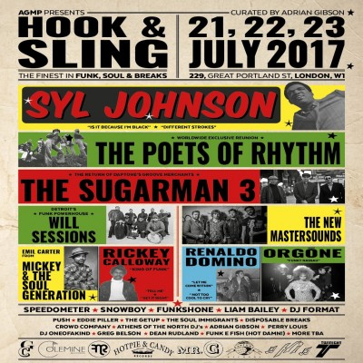 Hook & Sling Festival tickets