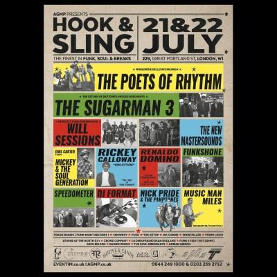 Hook & Sling Festival tickets