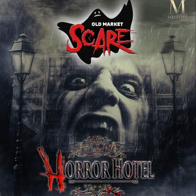 Horror Hotel at The Old Market Scare