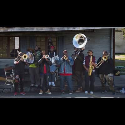 Hot 8 Brass Band image