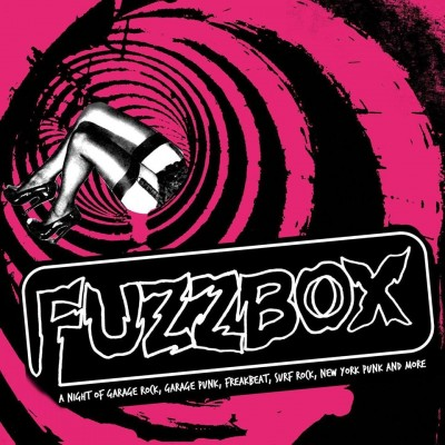 I'm Not From London's Fuzzbox tickets