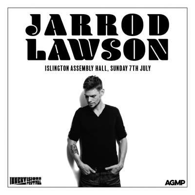 Innervisions - Jarrod Lawson tickets