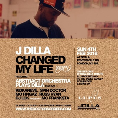 J Dilla Changed My Life tickets