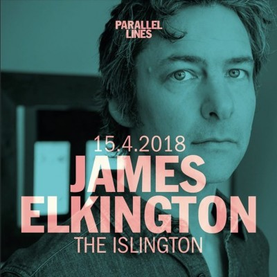 James Elkington tickets