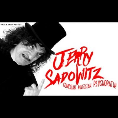 Jerry Sadowitz tickets