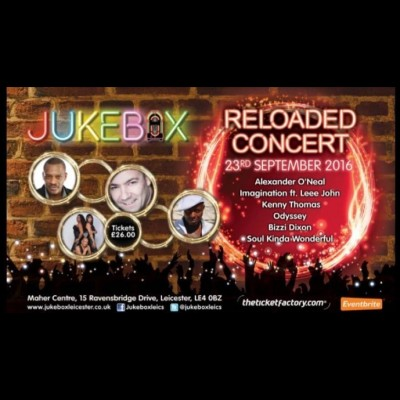 Jukebox Reloaded tickets