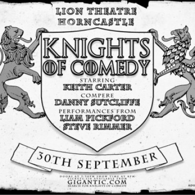 Knights of Comedy tickets