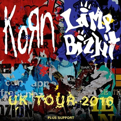 Korn & Limp Bizkit tickets