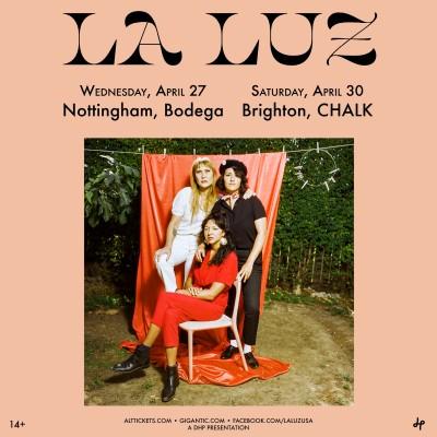 La Luz tickets