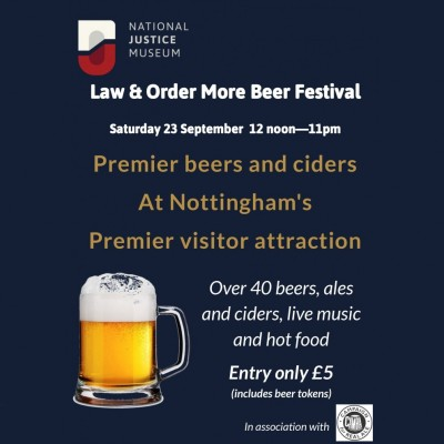Law and Order More Beer Festival tickets
