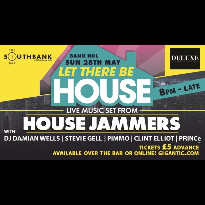 Let There Be House! tickets