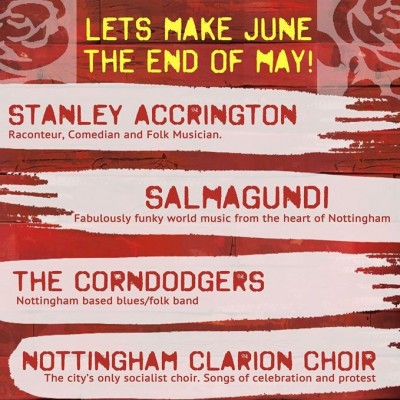 Let's Make June The End of May tickets