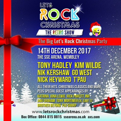 Let's Rock Christmas tickets
