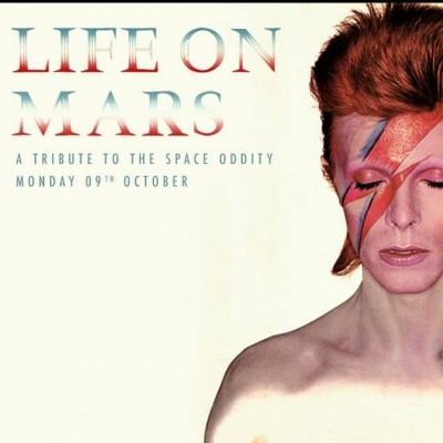 Life On Mars: A Tribute To The Space Oddity tickets