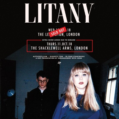 Litany tickets