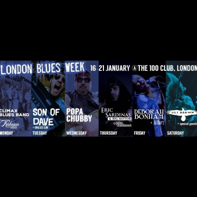 London Blues Week tickets