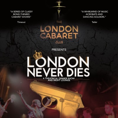 London Never Dies tickets