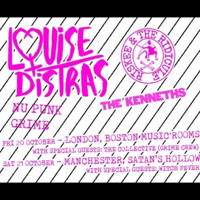 Louise Distras tickets