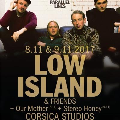 Low Island tickets