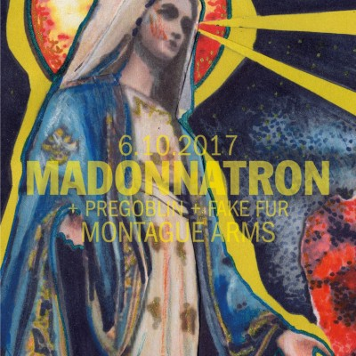Madonnatron tickets