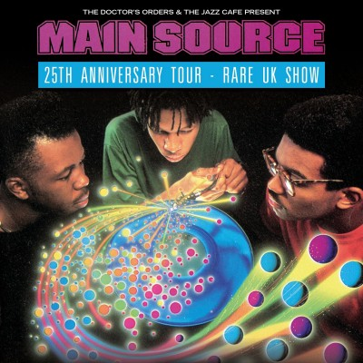 Main Source tickets